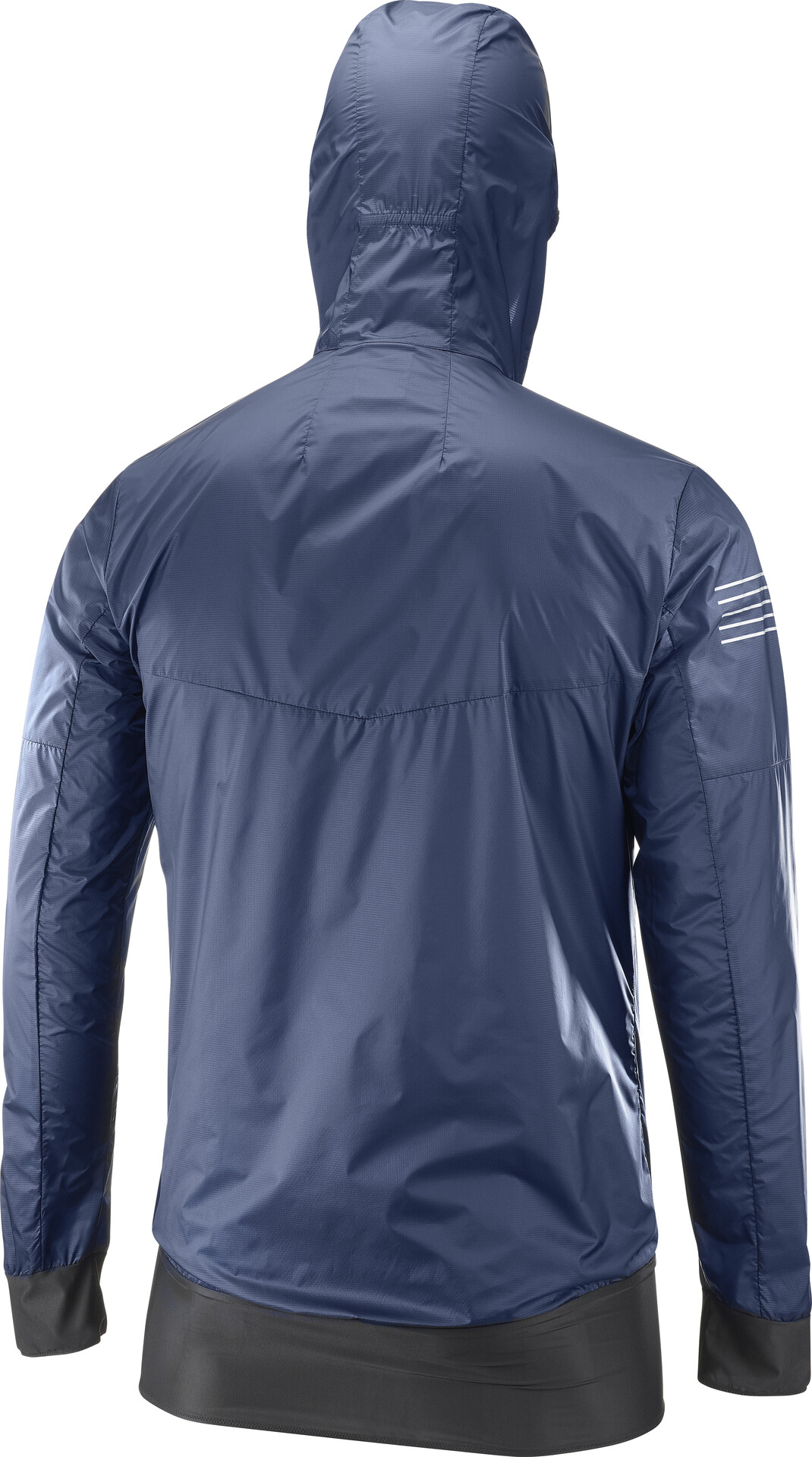 Chaqueta Campz Azul Hybrid es Hombre Salomon Fast Running Wing OPwffqH